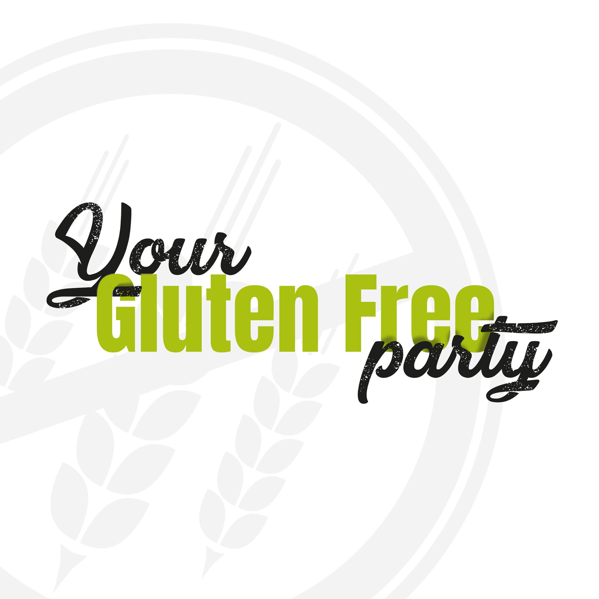 YOUR GLUTEN FREE PARTY
