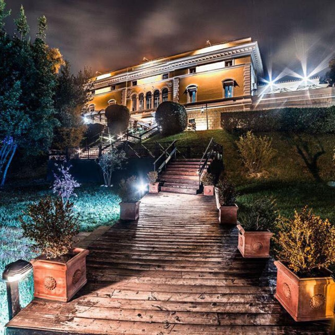 sublime la villa giovedi giugno luglio roma aperitivo