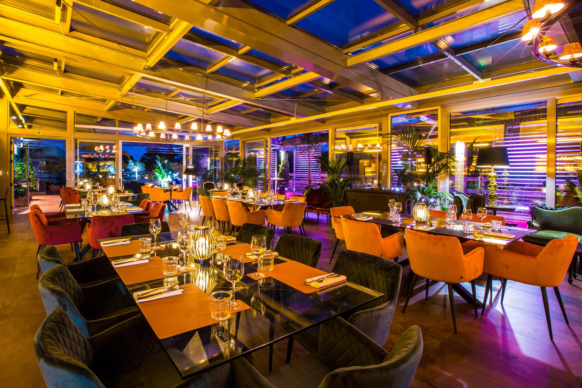 mida terrazza euclide roma cena mercoledi